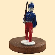 """13/16"""" Toy Soldier for Dollhouse"""