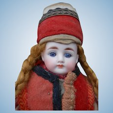 **Sweet Belton type doll...all original 12,8 inches***