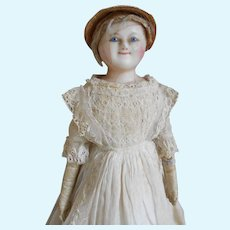 **Crazy / Mad WAX Alice with her smiling face***16,8 inches.