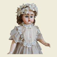 Wonderful, rare **Tout en Bois**doll 20,8 inches.