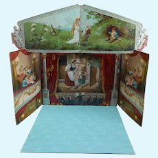"""**Very rare theatre """"Panorama of Fairy Tales"""" with music ca. 1890-1900"""