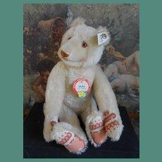 ***Gorgeous Steiff Teddy bear Dicky 10 inches***Limited Edition.