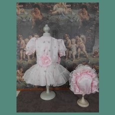 **Lovely light pink costume for your sweet doll***