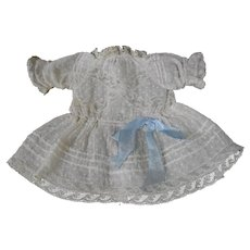 **Small authentic dress...so sweet....approx 1900.