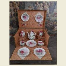 """A gorgeous """"Lafayette"""" French tea set.....Service au Thé...."""