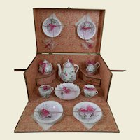 "A gorgeous ""Lafayette"" French tea set.....Service au Thé...."
