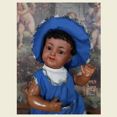 **Sweet Mulatto doll mold 126 ...15 inches tall****