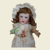 **Cute, French toddler 251 SFBJ, tall 17,2 inches**