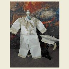 **A wild silk 4 - piece Boy - costume***