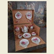 **French tea set...department store LAFAYETTE***beautiful...