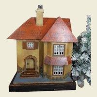 ****Beautiful German antique dollhouse****approx 1920