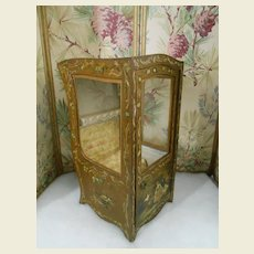 Amazing French Sedan Chair, hand painted approx 1880-1890