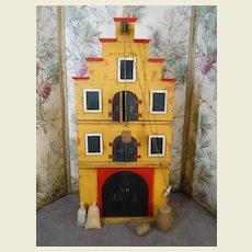 **** Wonderful antique Dutch warehouse***approx 1900-1920