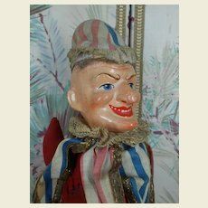 ***Wonderful Antique French Polichinelle or Mr. Punch***