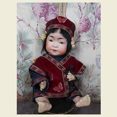 "**Adorable 16,8"" Oriental Kestner 243***"