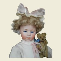 Adorable Toddler LORI by Swain & Co. 14 inches tall.