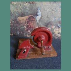 **Rare 1890 miniature  Meat Slicer***