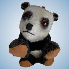 **Very old, rare Steiff, Panda bear******