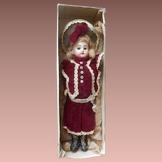 **Sweet (in original box),  small 12,8 inches Eden Bébé by Fleischmann and Bloedel***