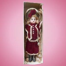 **Sweet (in original box),  small 12,8 inches Eden Bébé by Fleischmann and Bloedel***