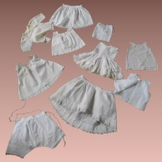 **SALE !10 pieces of undergarments...the most authentic..different sizes...
