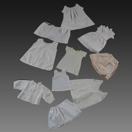 Sale ! 10 pieces of undergarments...different sizes...the most are authentic !