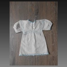 ***An authentic CHEMISE dress***with sailor collar.