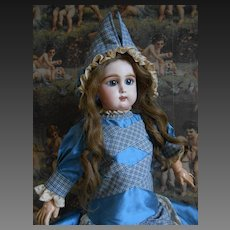 **Amazing rare French BéBé JULLIEN 24,8 inches....***