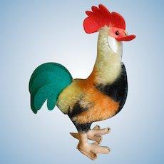Steiff animal..Rooster.....Hahn.....Chicken..excellent condition...