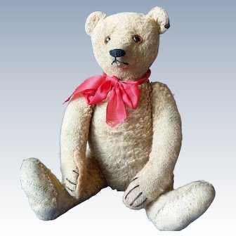 Great Vintage Steiff Teddy Bear 1930 - 1935