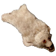 (Layaway - Thank you ML) RARE and magnificent antique bear head rug
