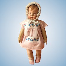 Outstanding Kathe Kruse doll 1 with wide hips
