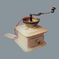 Antique charming Marklin coffee grinder