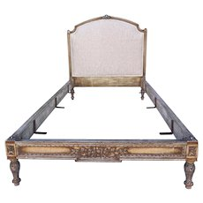 20th Century Louis XVI Style Twin Bed