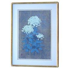 Chrysanthemum #1 by Suguira - Signed