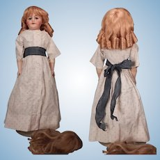 Great Simon and Halbig 1010 bisque shoulder head doll