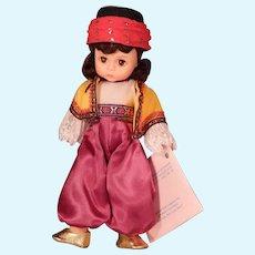 Cute little Madame Alexander world doll:  Anatolia
