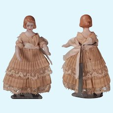 Very NIce Doll house Doll With wire Armature