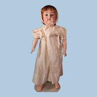 Great George Borgfeldt bisque head doll