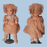 Cute Horsman Mama Doll As Found
