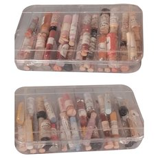 Nice big box of China Paint for Doll making and Repair
