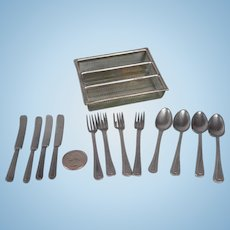 Great little Silverware set Made in Germany