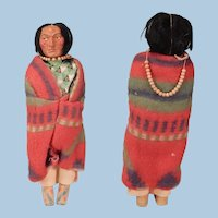 Nice Skookum Indian Doll