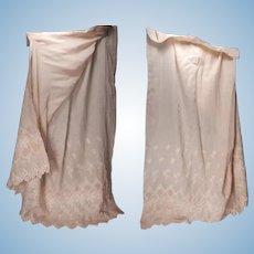Pretty Antique Petticoat  for Dressmaking
