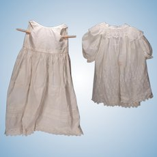 Nice lot of Two Children Dresses for Dressmaking