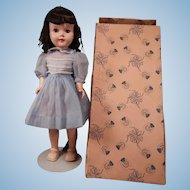 Cute Hard Plastic Sweet Sue by American Character with Wardrobe and original Box