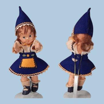 Sweet little Toddles Dutch Girl