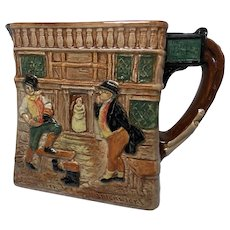 Vintage Royal Doulton The Pickwick Papers Water Jug