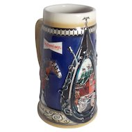 "1988 Budweiser CS94 ""Harness"" Stein"