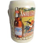 Budweiser Bottled Beer Stein